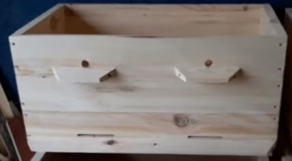 Корпус улья лежака